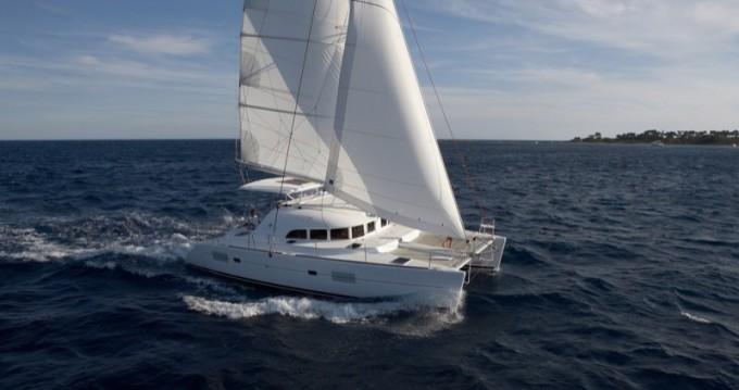 Noleggio yacht a Marina di Portorosa – Lagoon Lagoon 380 S2 su SamBoat