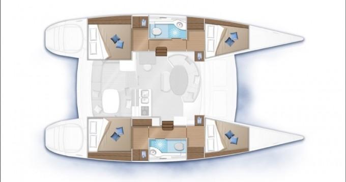 Noleggio Catamarano a Marina di Portorosa – Lagoon Lagoon 380 S2