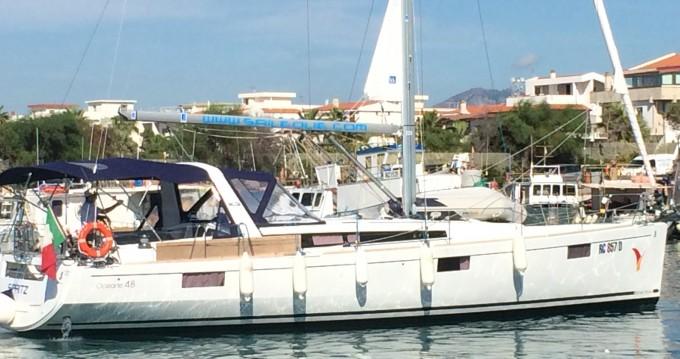 Noleggio barche Bénéteau Oceanis 48 (4cab) a Capo d'Orlando su Samboat