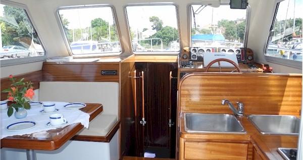 Noleggio Barca a motore con o senza skipper Sas Vektor a Zara