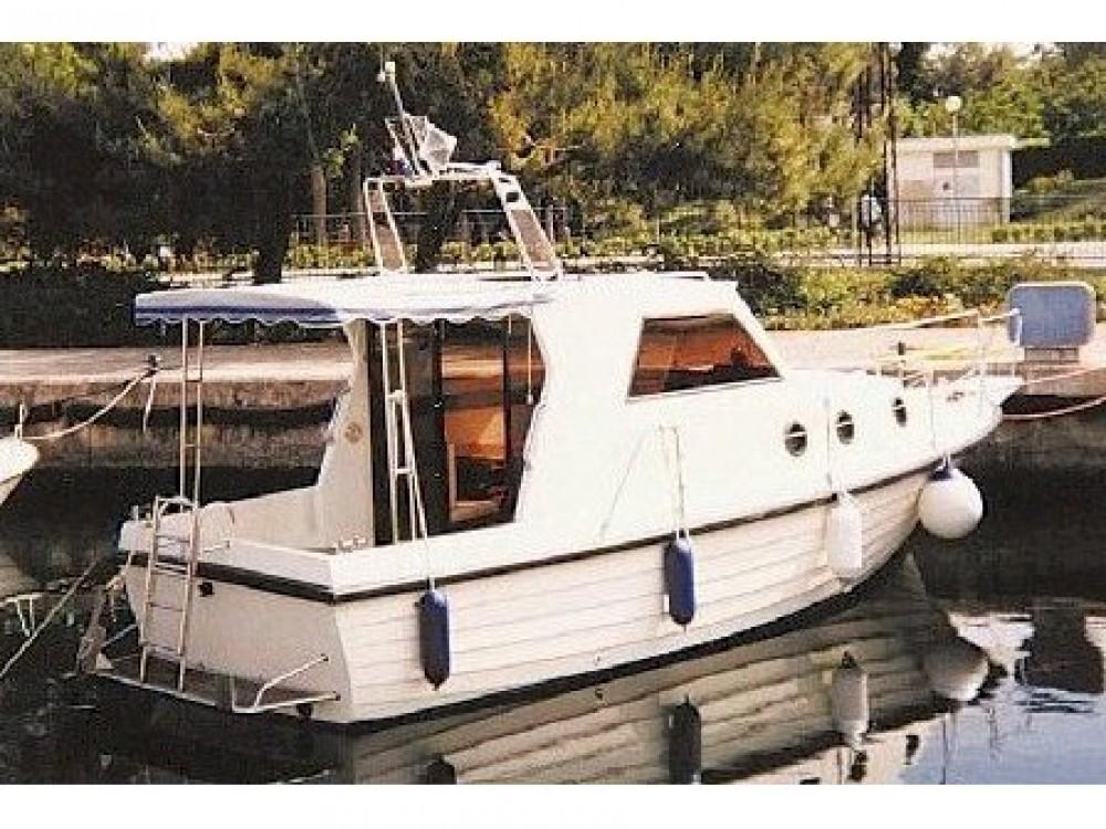 noleggio Barca a motore Brbinj - Sas Vektor Adria 28 Luxus