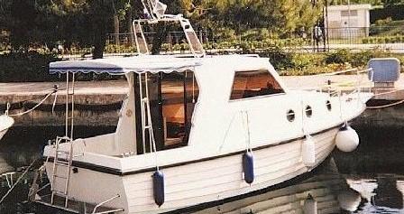 Barca a motore a noleggio a Brbinj al miglior prezzo
