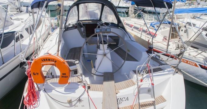 Noleggio yacht a Atene – Jeanneau Sun Odyssey 36i su SamBoat