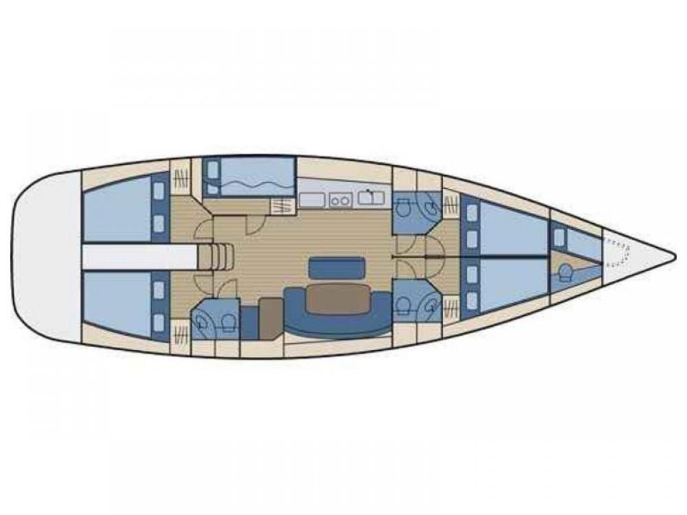 Barca a vela a noleggio Álimos al miglior prezzo