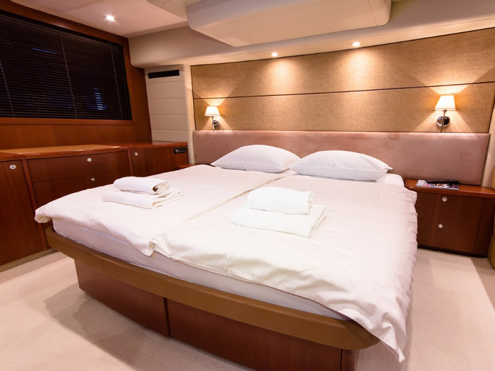 Noleggio yacht Spalato - Princess Princess 62 su SamBoat