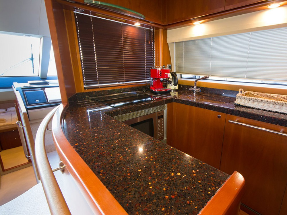 Noleggio Yacht con o senza skipper Princess Spalato