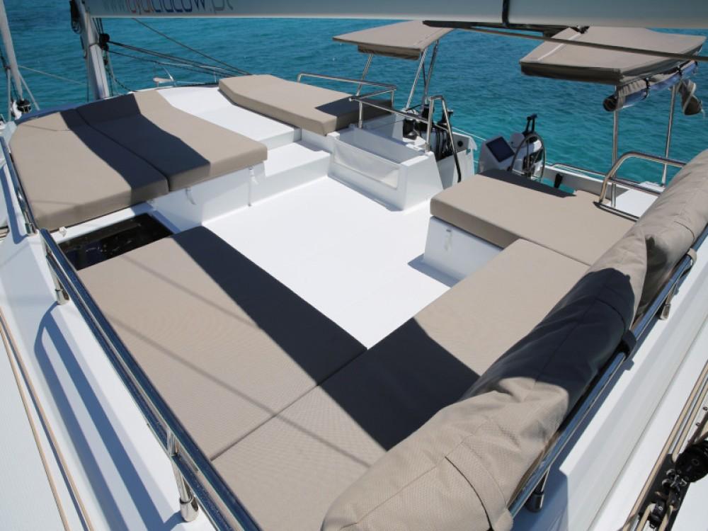 Noleggio yacht Olbia - Fountaine Pajot Saba 50 su SamBoat