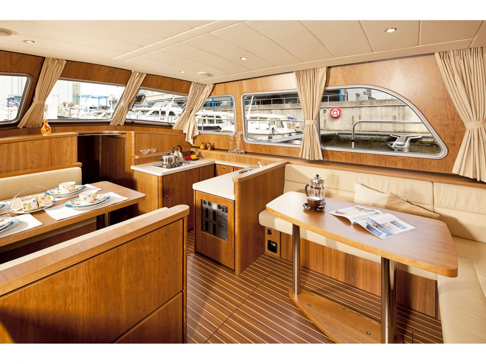 noleggio Barca a motore Noord-Beveland - Linssen Linssen GS 40.9 AC