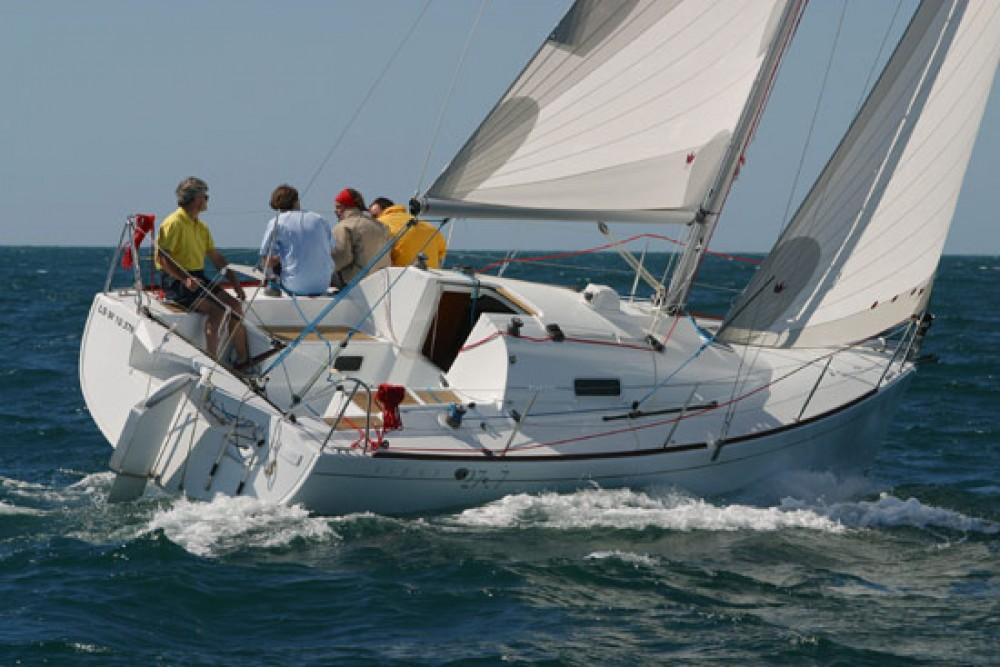 Noleggio yacht Kortgene - Bénéteau First 27.7 su SamBoat
