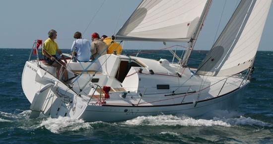 Barca a vela a noleggio a Kortgene al miglior prezzo