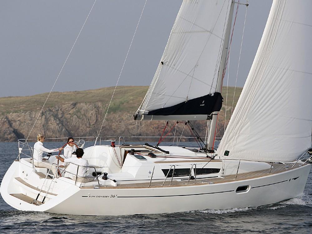 Noleggio barche Noord-Beveland economico Sun Odyssey 36i