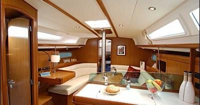 Noleggio barche Jeanneau Sun Odyssey 36i a Kortgene su Samboat