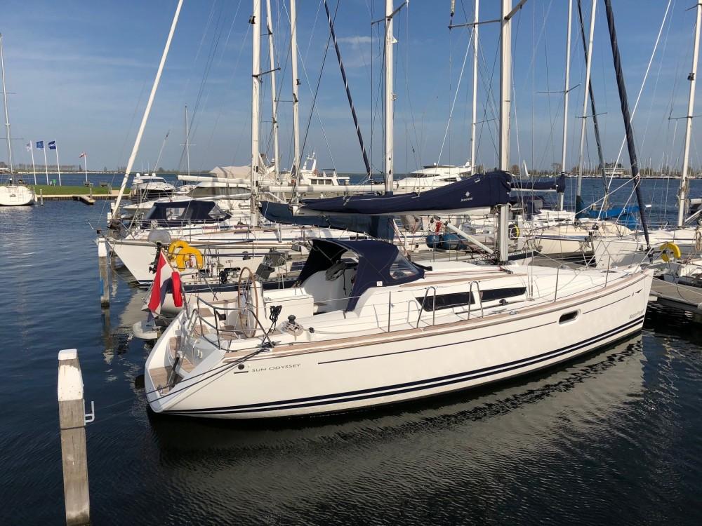 Noleggio barche Jeanneau Sun Odyssey 36i Noord-Beveland su Samboat
