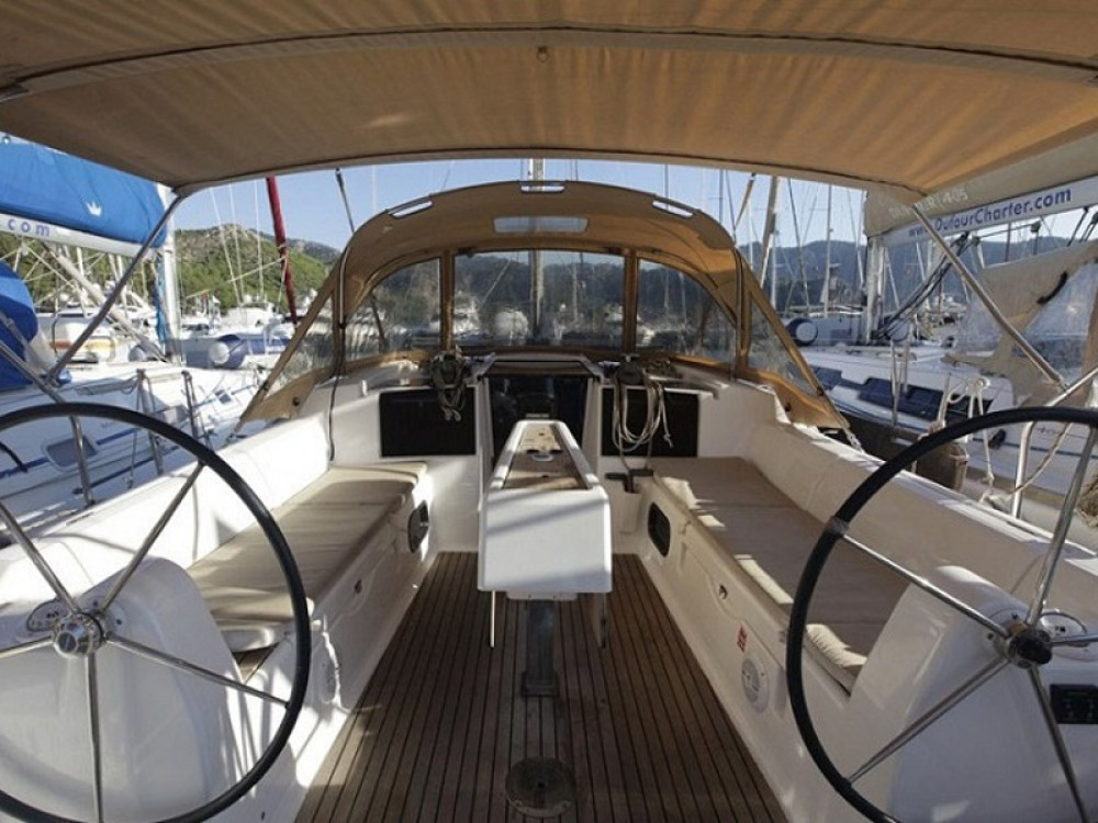 Dufour Dufour 382 GL tra personale e professionale Fethiye