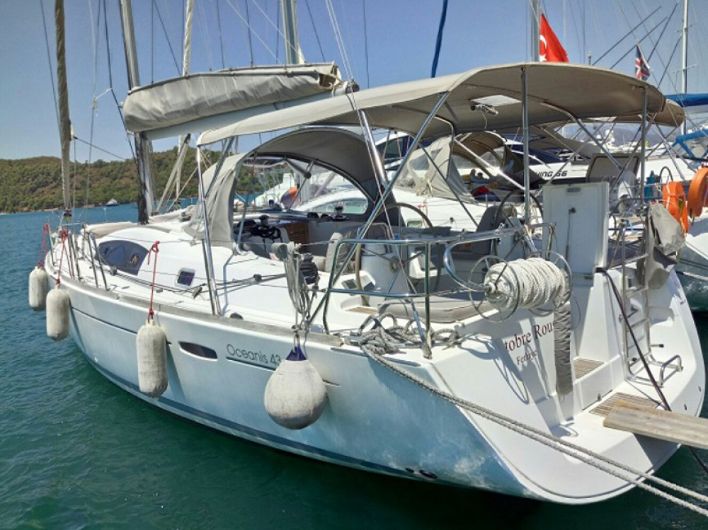 noleggio Barca a vela Fethiye - Bénéteau Beneteau 43