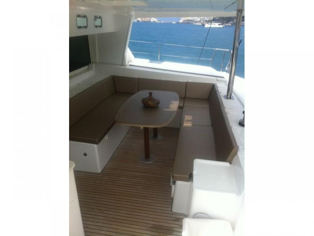 noleggio Catamarano Porto Pozzo - Lagoon Lagoon 500