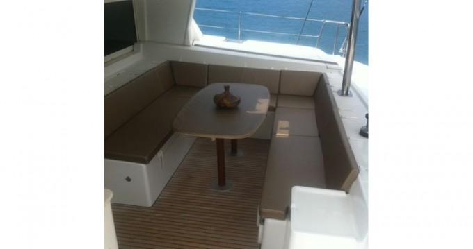 Noleggio Catamarano a Nettuno – Lagoon Lagoon 500