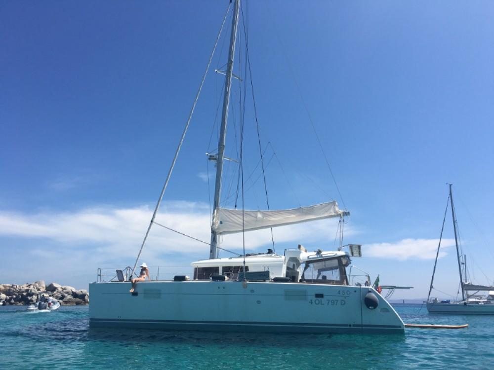 Noleggio Catamarano con o senza skipper Lagoon Rome