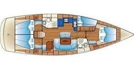 Noleggio barche Bavaria Bavaria 46 Cruiser a Cecina su Samboat