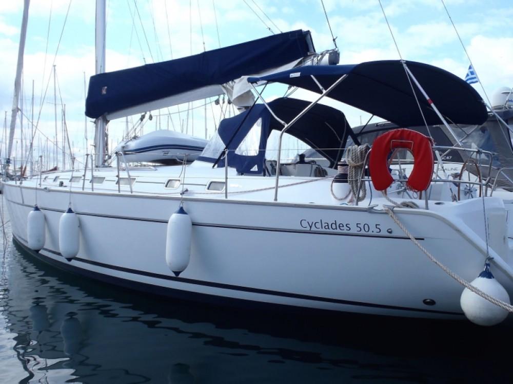 Noleggio barche Bénéteau Cyclades 50.5 Porto di Alimos su Samboat