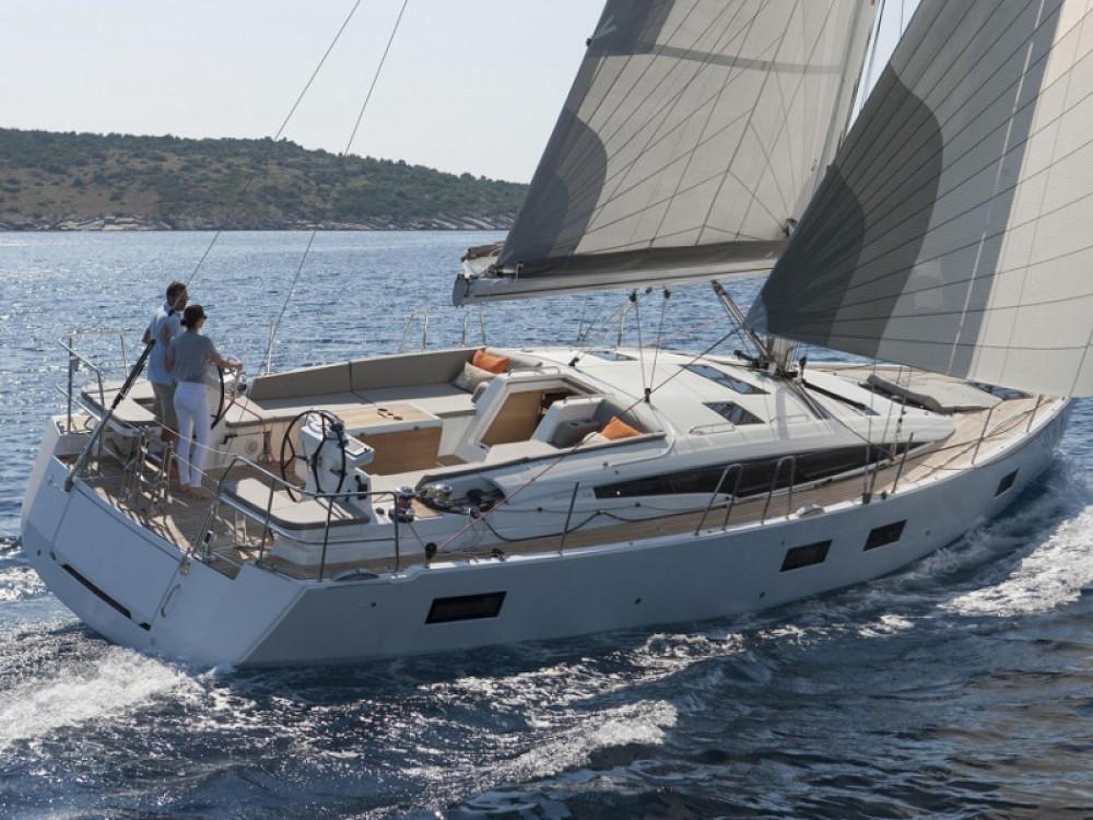 Noleggio Barca a vela con o senza skipper Jeanneau Álimos