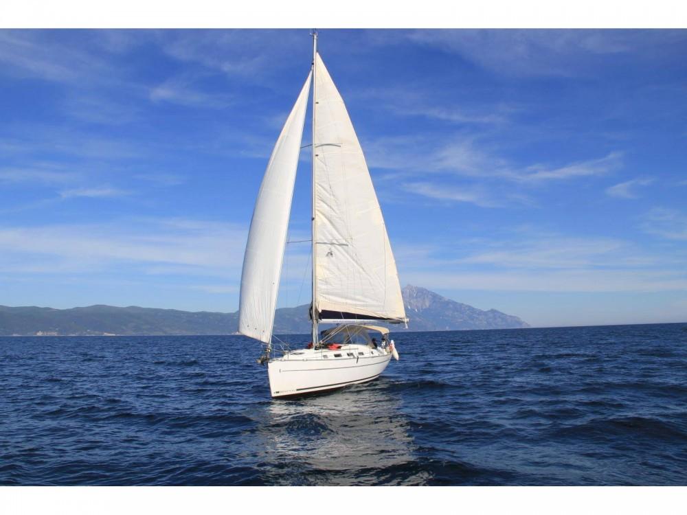 noleggio Barca a vela Νέα Μουδανιά - Bénéteau Cyclades 39.3
