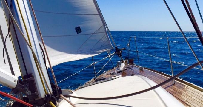 Noleggio Barca a vela a Port de Palamós – Jeanneau Sun Odyssey 39i