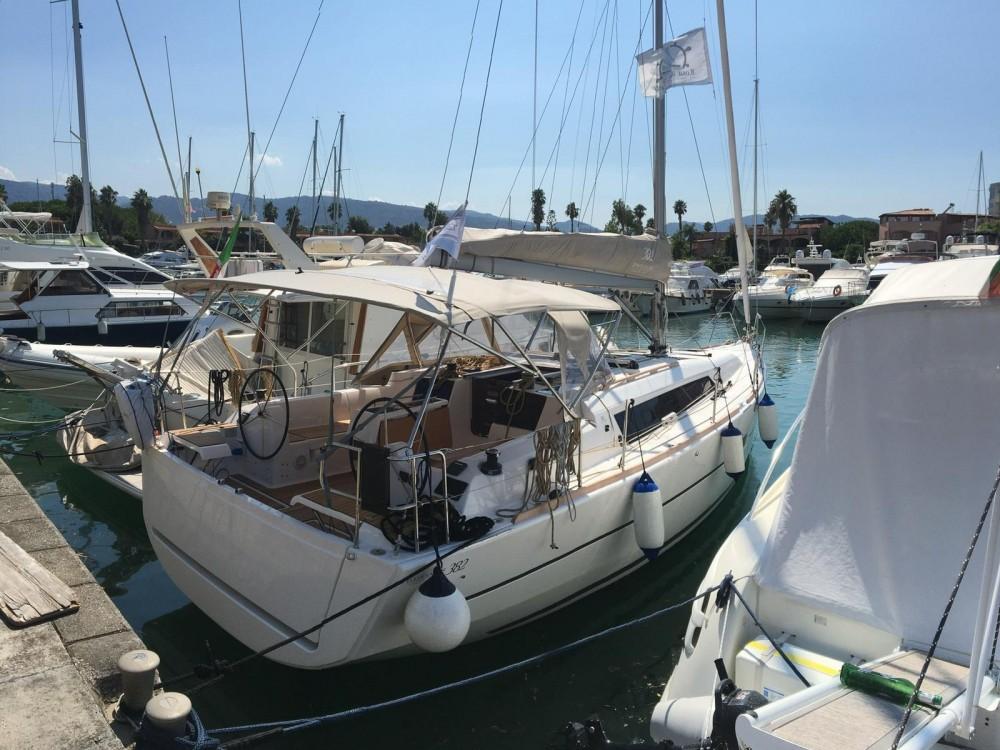 Noleggio barche Dufour Dufour 382 Grand Large Furnari su Samboat