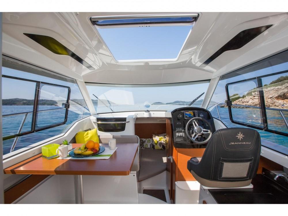 Noleggio barche Trogir economico Merry Fisher 795
