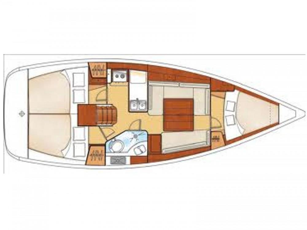 Noleggio barche Bénéteau Oceanis 34  su Samboat