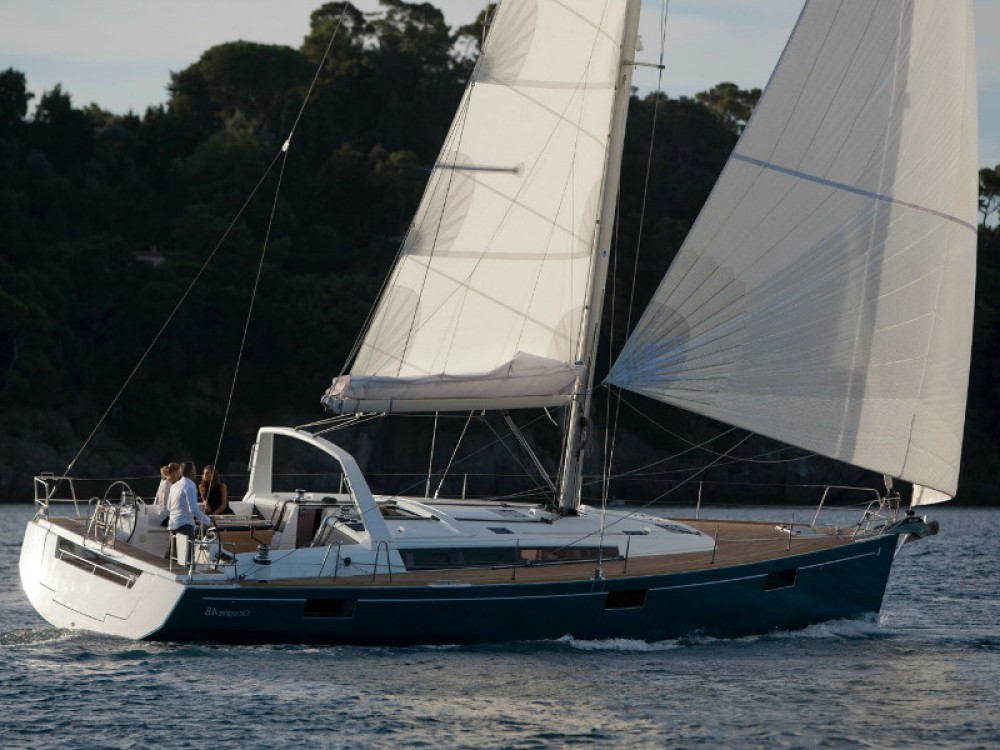 Noleggio yacht Carloforte - Bénéteau Oceanis 48 su SamBoat