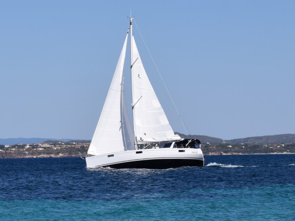 noleggio Barca a vela Carloforte - Bénéteau Oceanis 48