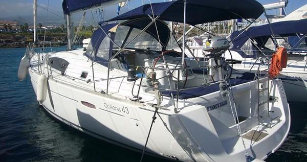 Noleggio Barca a vela a Santa Cruz de Tenerife – Bénéteau Oceanis 43