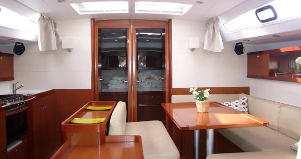 Noleggio Barca a vela con o senza skipper Bénéteau a Marina del Sur