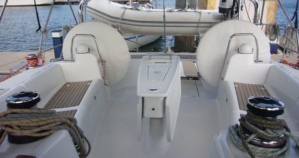 Noleggio Barca a vela a Marina del Sur – Bénéteau Oceanis 50 Family