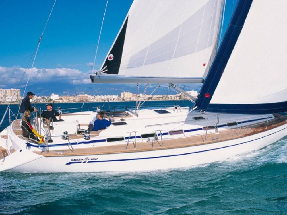 Noleggio barche Áno Sýros economico Bavaria 49