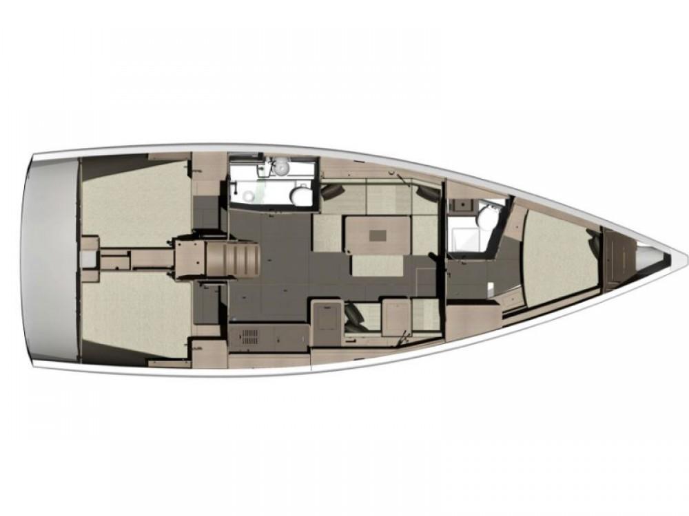 Noleggio yacht Álimos - Dufour Dufour 412 Grand Large su SamBoat