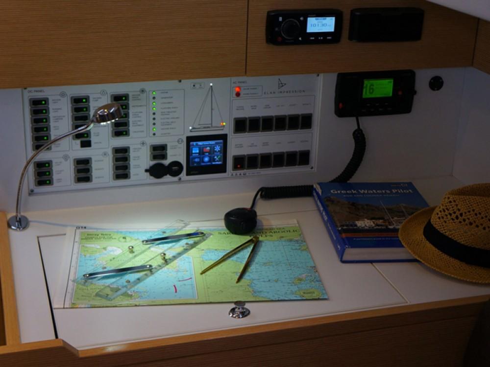 Noleggio yacht Porto di Alimos - Elan Elan 50 Impression su SamBoat