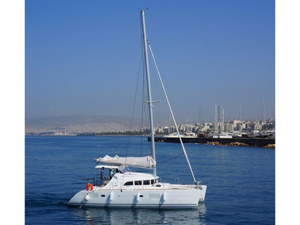 Noleggio barche Porto di Alimos economico Lagoon 380 S2