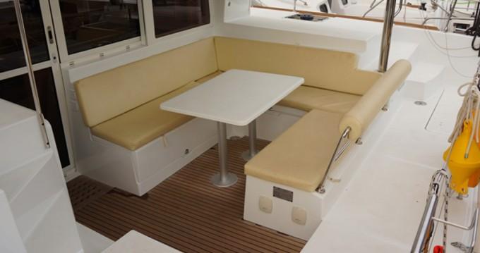 Noleggio Catamarano a Lefkada – Lagoon Lagoon 400 S2