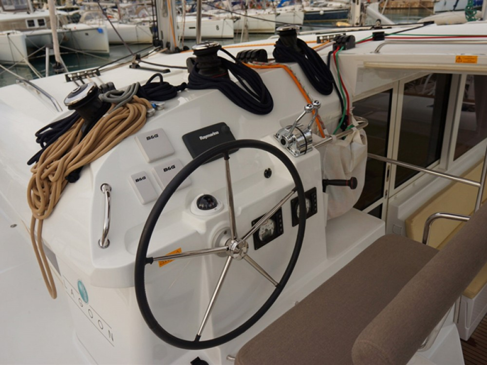 noleggio Catamarano Porto di Alimos - Lagoon Lagoon 400 S2