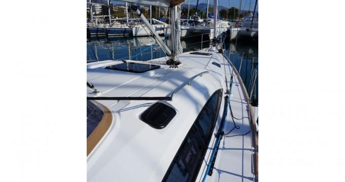 Noleggio Barca a vela a Atene – Elan Impression 45