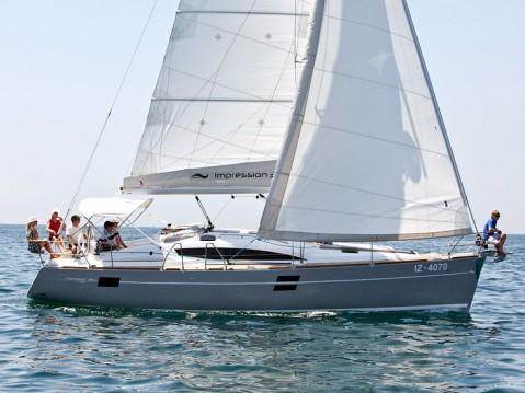 Noleggio barche Elan Impression 394 a Atene su Samboat
