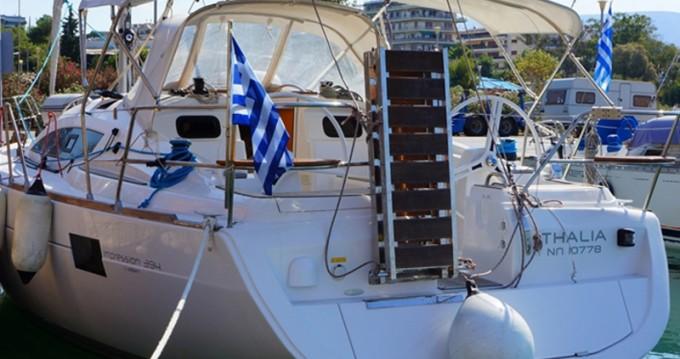 Noleggio Barca a vela a Atene – Elan Impression 394