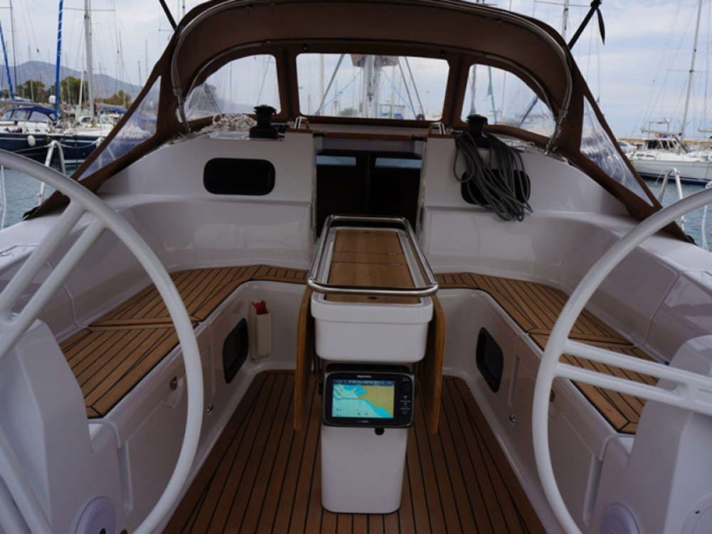 noleggio Barca a vela Porto di Alimos - Elan Elan 45 impression