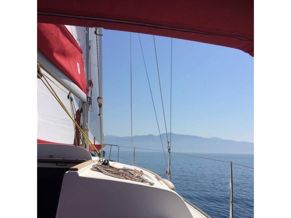 Noleggio Barca a vela con o senza skipper Jeanneau Leucade