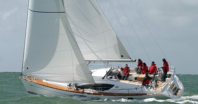 Noleggio barche Jeanneau Sun Odyssey 45 a Níkiti su Samboat