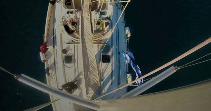 Noleggio Barca a vela con o senza skipper Jeanneau a Níkiti