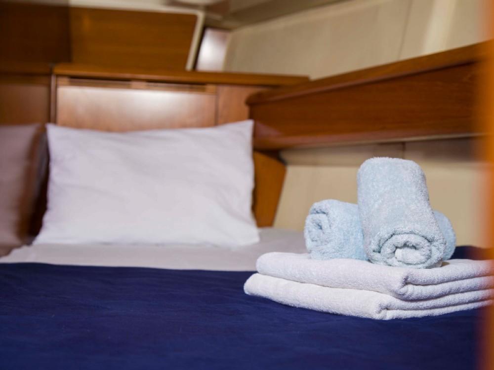 noleggio Barca a vela Νικήτη - Jeanneau Sun Odyssey 45