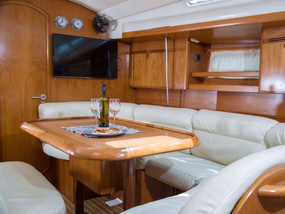 Noleggio Barca a vela con o senza skipper Jeanneau Νικήτη